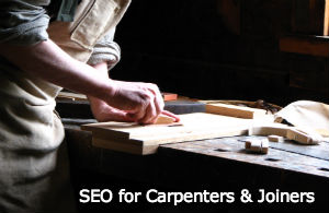 SEO for Carpenters & Joiners