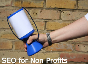 SEO for non profits