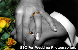 SEO for wedding photographers
