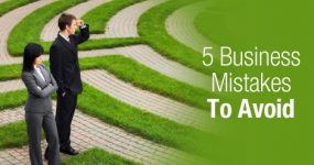 5 Common Business Mistakes