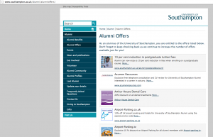 Total SEO University Links