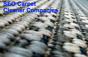 SEO for Carpet Cleaners & Cleaning Companies