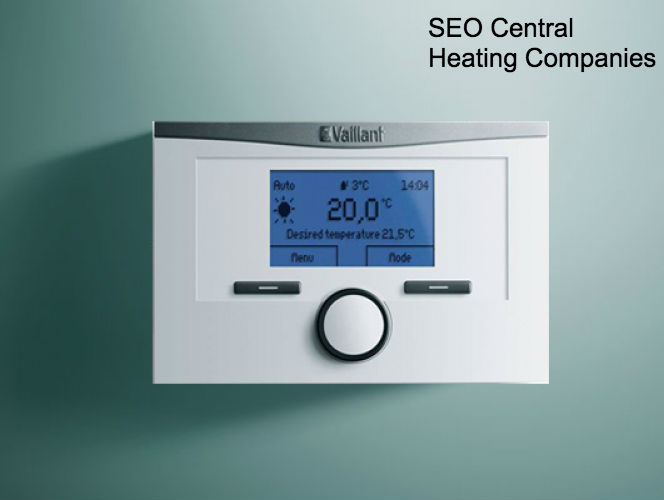 SEO for Central Heating Engineers & Companies